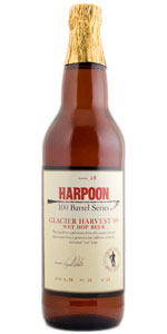 Harpoon 100 Barrel Series #28 - Glacier Harvest '09 Wet Hop Beer
