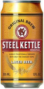 Steel Kettle Whistle Lager