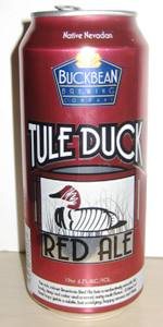 Tule Duck Red Ale