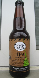 Simple Malt IPA