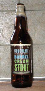 Chocolate By The Barrel Cream Stout