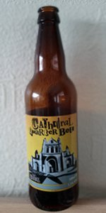 Cathedral Quarter Beer
