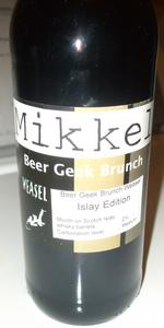 Beer Geek Brunch Weasel (Islay Edition)