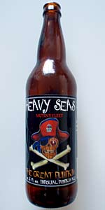 Heavy Seas - The Great Pumpkin