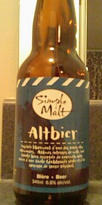Simple Malt Altbier