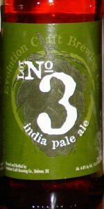 Lot No3 India Pale Ale