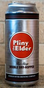 Double Dry-Hopped Pliny The Elder