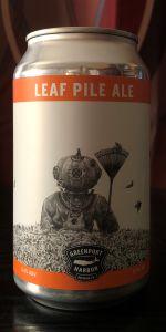 Leaf Pile Ale
