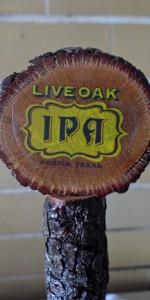 Live Oak IPA