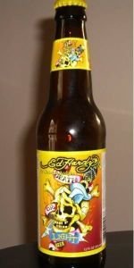 Ed Hardy Death Or Light Beer