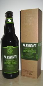 Cherry Oak Doppelbock (Brothers' Reserve Series)