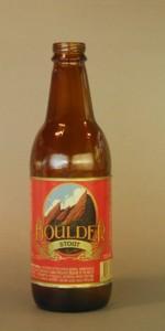 Boulder Beer Stout