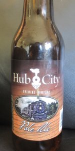 Hub City Pale Ale