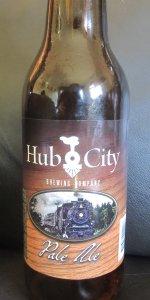 Hub City Pale Ale
