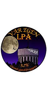 Vår Egen LPA (Linköpings Pale Ale)