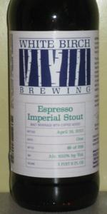 Espresso Imperial Stout