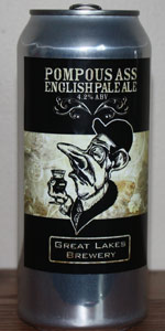 Great Lakes Pompous Ass Pale Ale