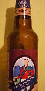Duke Of Wellington India Pale Ale