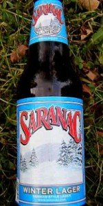 Saranac Winter Lager