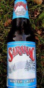 Saranac Winter Lager