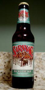 Saranac Big Moose Ale
