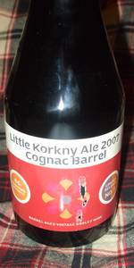 Little Korkny Ale (Cognac Barrel)