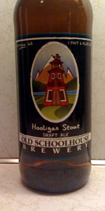 Hooligan Stout
