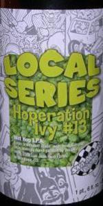 Hoperation Ivy (Local Series #13)