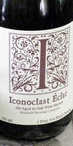 Iconoclast Éclat