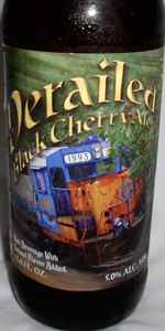 Derailed Black Cherry Cream Ale