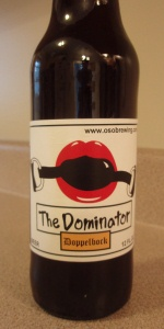 The Dominator Dopplebock