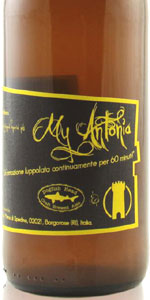 My Antonia (Birra Del Borgo & Dogfish Head)
