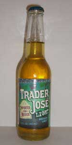 Trader José Light Lager