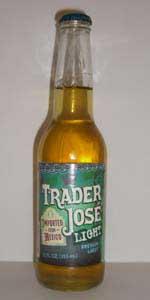 Trader José Light Lager