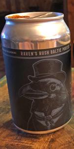 Raven's Rush Baltic Porter