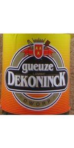 Gueuze De Koninck