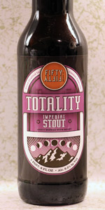 Totality Imperial Stout