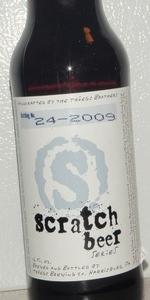 Scratch Beer 24 - 2009 (a.k.a. Van De Hoorn)
