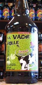 La Vache Folle Double IPA - Bravo