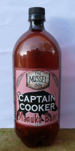 Captain Cooker Manuka Beer
