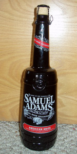 Samuel Adams American Kriek (Barrel Room Collection)