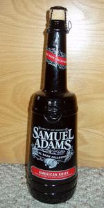 Samuel Adams American Kriek (Barrel Room Collection)