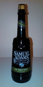 Samuel Adams New World Tripel (Barrel Room Collection)