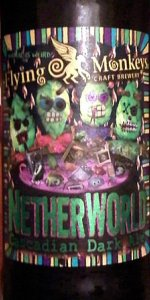 Flying Monkeys Netherworld Cascadian Dark Ale