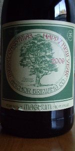 Our Special Ale 2009 (Anchor Christmas Ale)