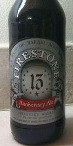 Firestone 13 - Anniversary Ale