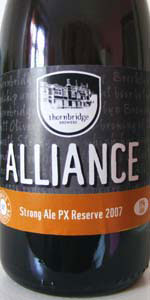 Alliance PX Reserve 2007