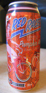 Red Racer Pumpkin Ale