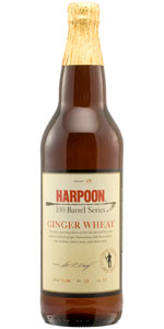 Harpoon 100 Barrel Series #29 - Ginger Wheat