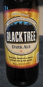 Black Tree Dark Ale